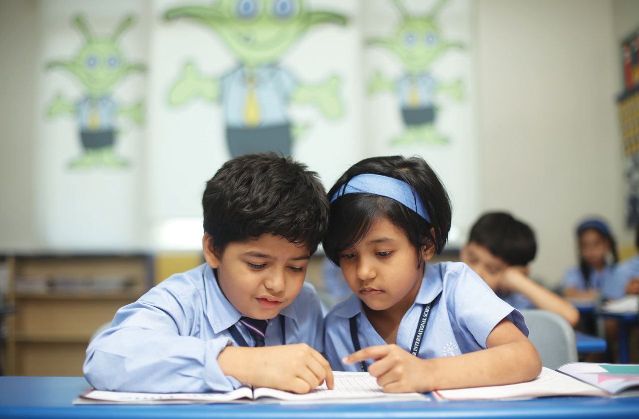 Facilities in Podar International School